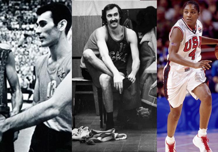 Leyendas Olímpicas: Los basquetbolistas con más medallas por Viva Basquet