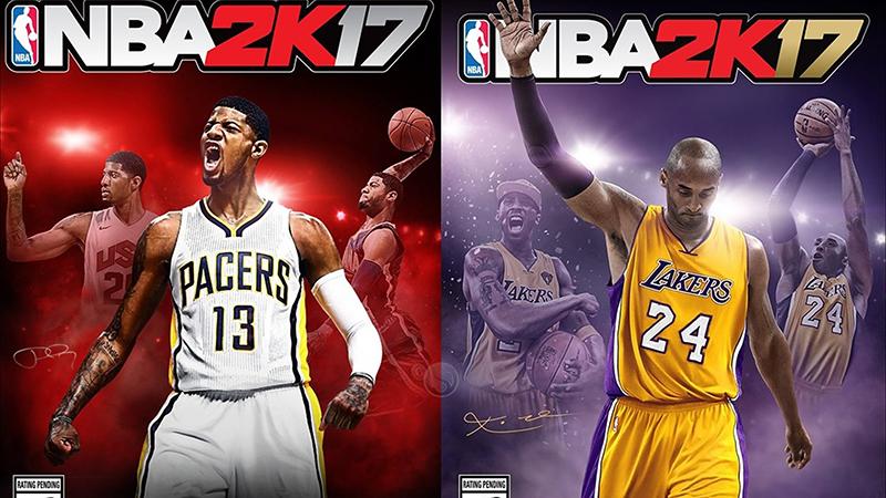 El tráiler del NBA 2K17