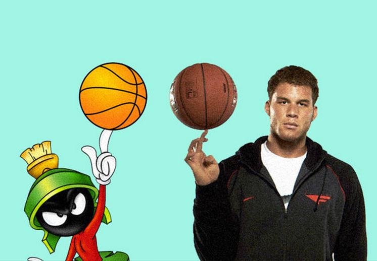 Michael Jordan elegiría a Blake Giffin para Space Jam 2