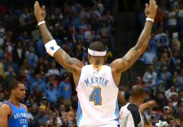 Retiros de la NBA silenciosos.
