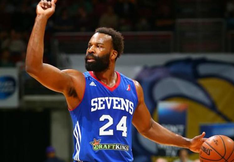 thumbnail. Baron Davis quiere regresar a la NBA