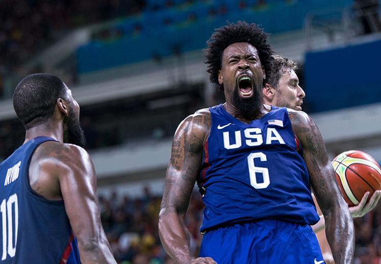 Estados Unidos va por el oro en Rio por Viva Basquet