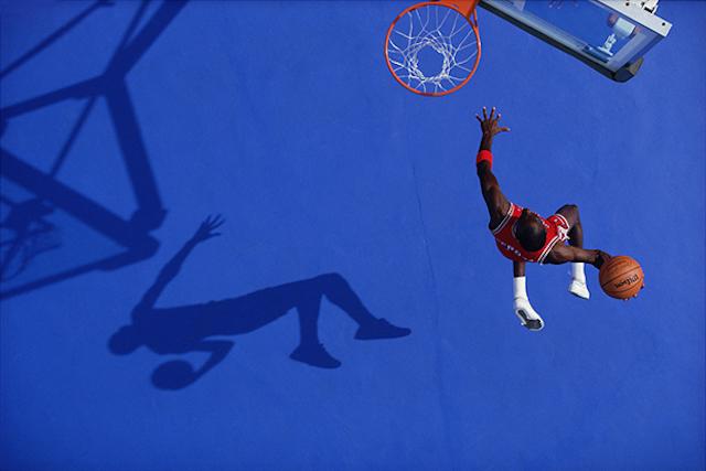 Fotos de Michael Jordan tomadas por Walter Iooss foto 1