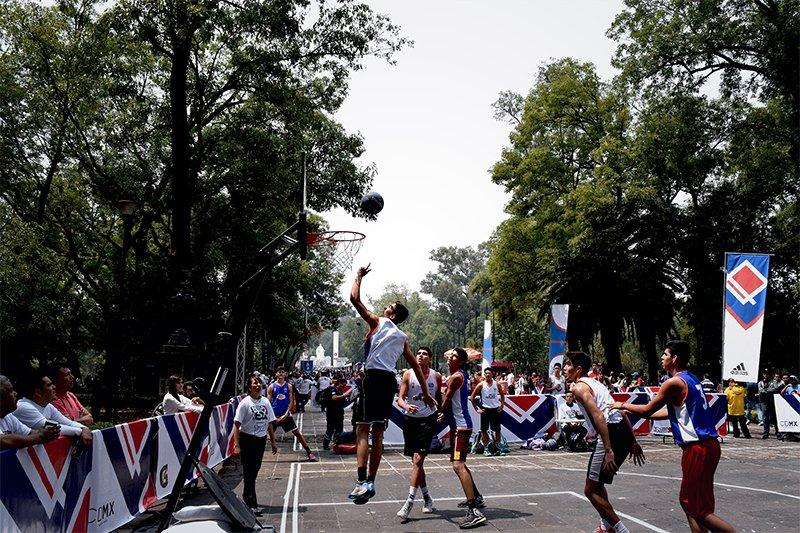 Así estuvo el torneo NBA3X foto 1