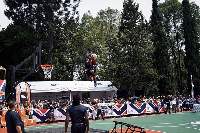 Así estuvo el torneo NBA3X foto 10