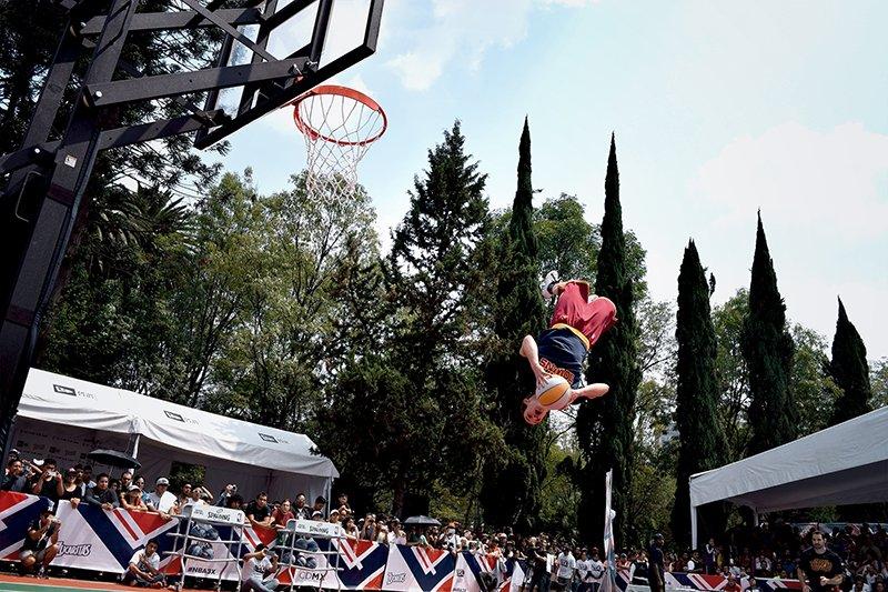Así estuvo el torneo NBA3X foto 11