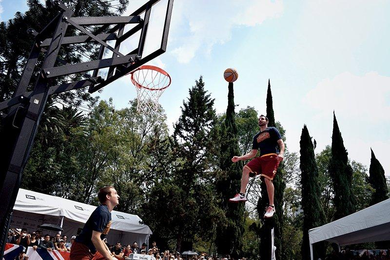 Así estuvo el torneo NBA3X foto 12