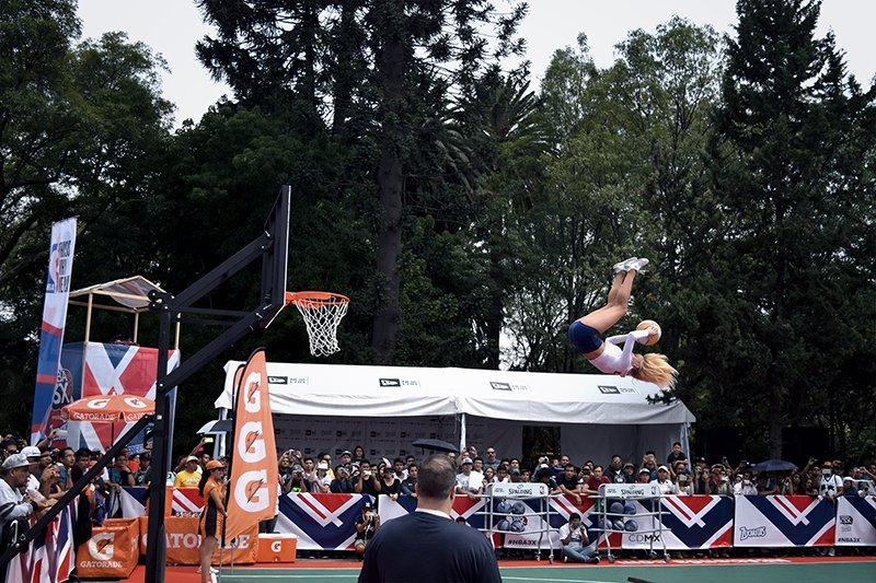 Así estuvo el torneo NBA3X foto 13