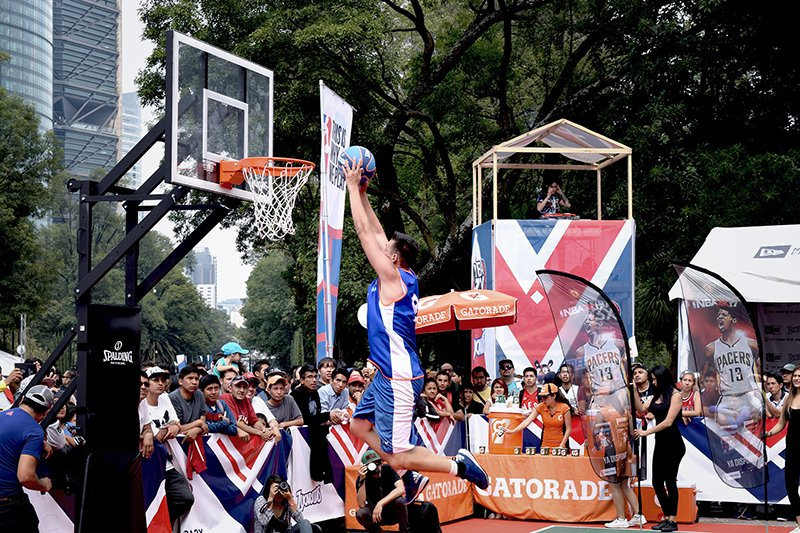 Así estuvo el torneo NBA3X foto 17
