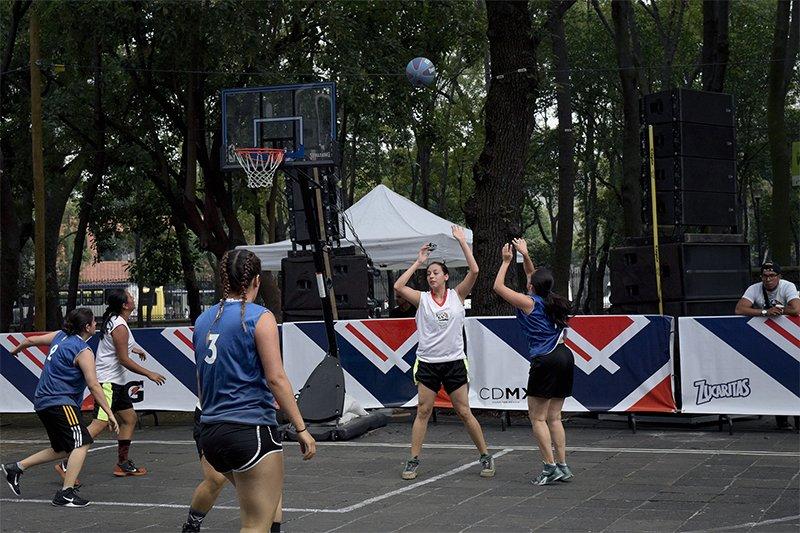Así estuvo el torneo NBA3X foto 2