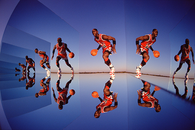 Fotos de Michael Jordan tomadas por Walter Iooss foto 3
