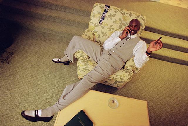 Fotos de Michael Jordan tomadas por Walter Iooss foto 5