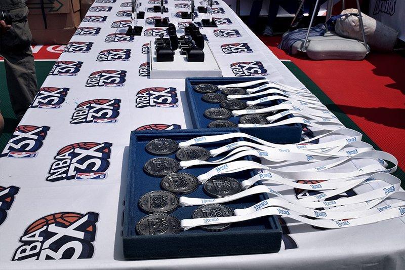 Así estuvo el torneo NBA3X foto 5