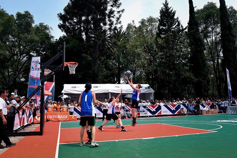 Así estuvo el torneo NBA3X foto 8