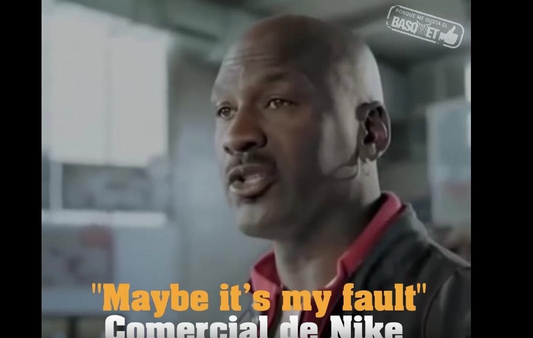 Los 5 mejores comerciales de Michael Jordan.
