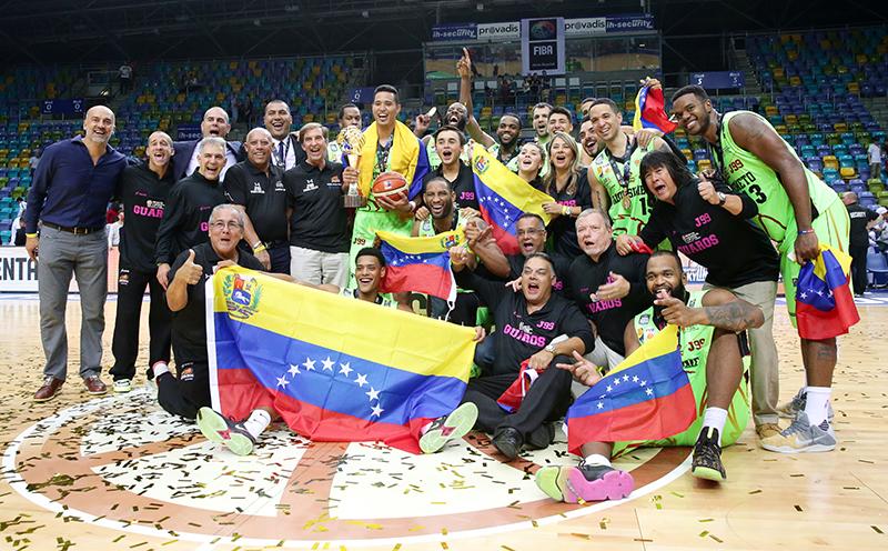 Otro triunfo para Venezuela, Guaros es campeón de la Intercontinental foto 1