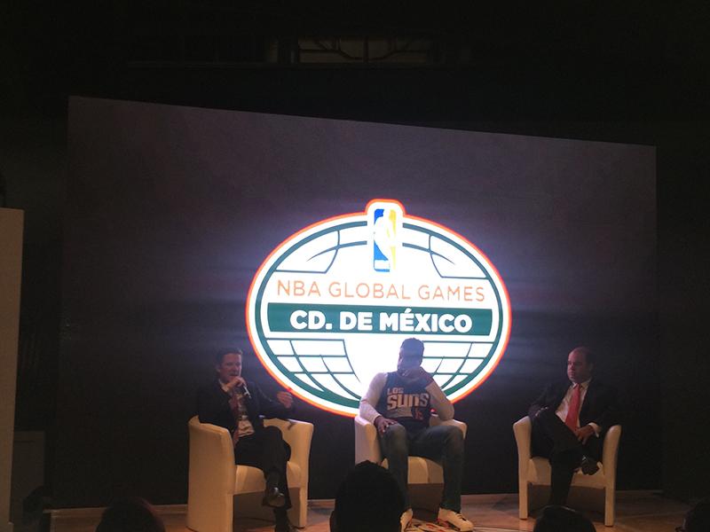 A la venta los boletos para la visita de la NBA a México