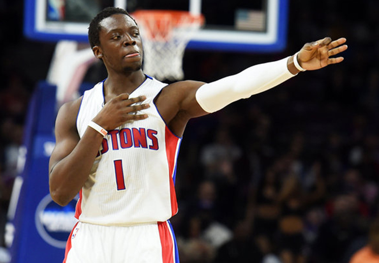 Los Detroit Pistons quieren asustar