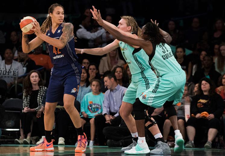 LAS SEMIFINALES DE LA WNBA ESTÁN DEFINIDAS