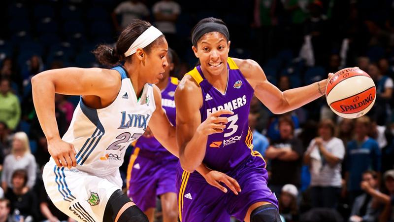 Camino a los playoffs de la WNBA