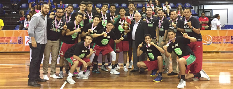México se sube al podio en CENTROBASQUET U15 (3º) y COCABA U16 (1º) foto 2