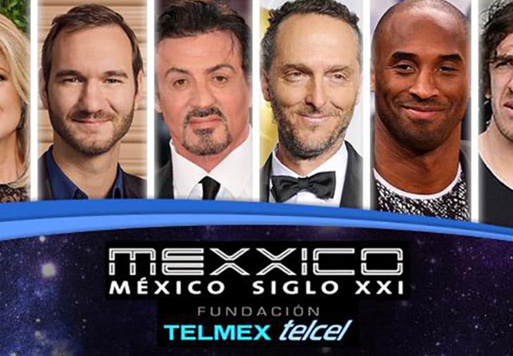 Kobe Bryant estuvo presente en el evento de Fundación Telmex México Siglo XXI foto 2