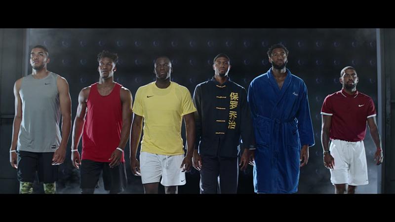 Paul George, KD y más estrellas de la NBA presentan NBA2K17 foto 1