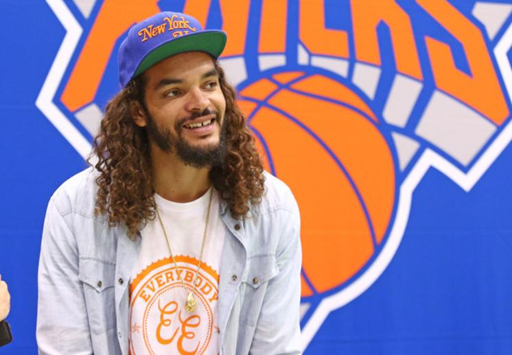 Noah: Jugar con los Knicks es un sueño hecho realidad