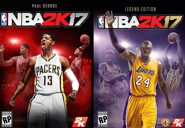 Soundtrack NBA 2K17