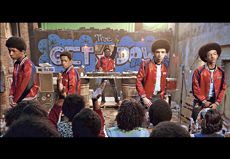 THUMBNAIL. The Get Down: Nueva serie de NETFLIX sobre Hip Hop