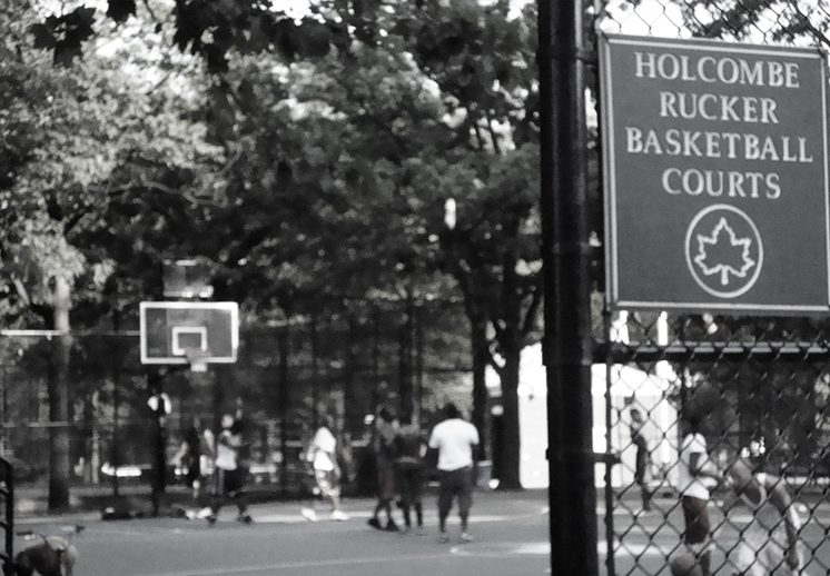 thumbnail. Rucker Park: La meca del basquetbol en NY