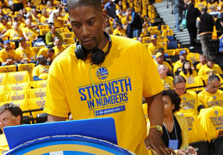 thumbnail. Conoce al DJ de los Golden State Warriors