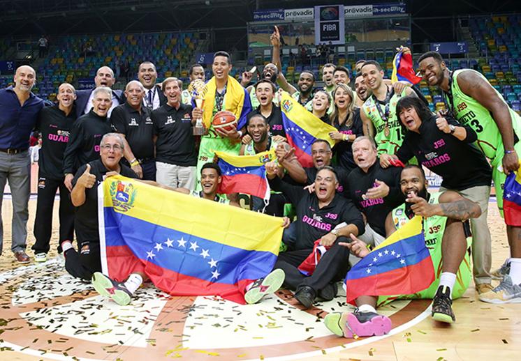 Otro triunfo para Venezuela, Guaros es campeón de la Intercontinental