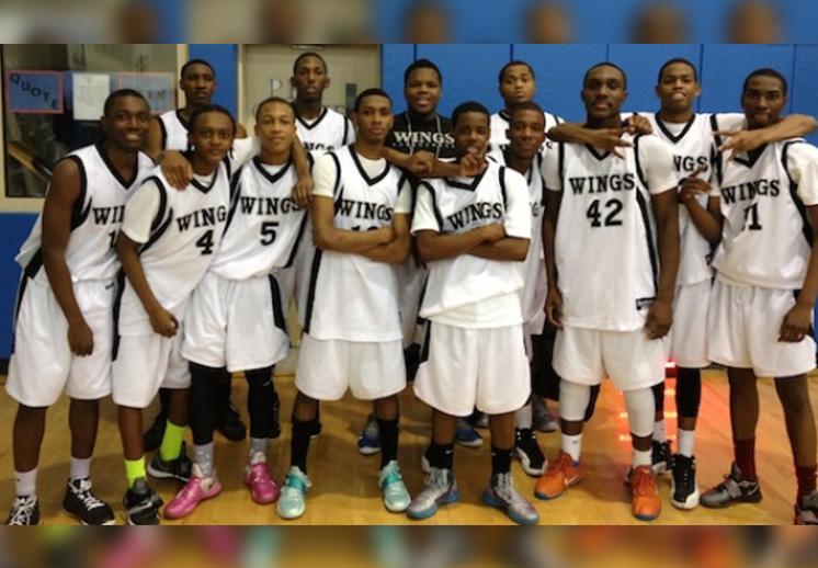 Academia Wings, pasión por el basquetbol en el Bronx