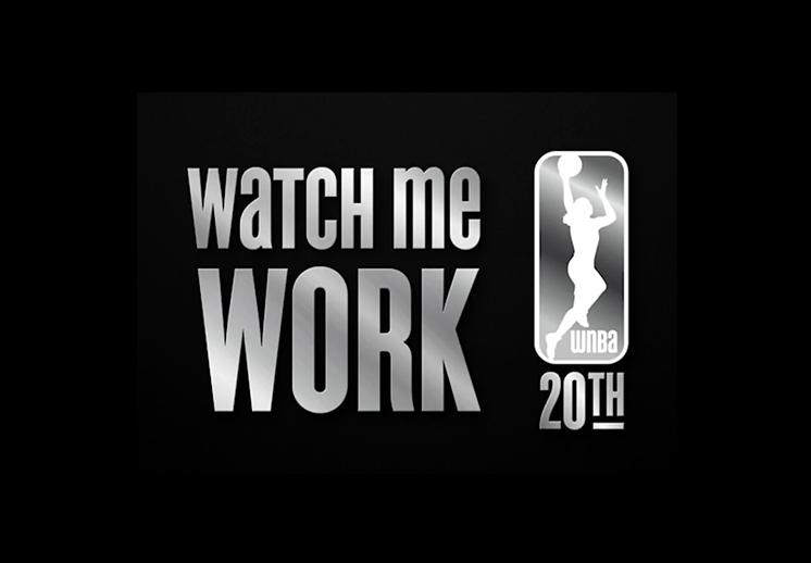 Pass the ball la nueva campaña de la WNBA