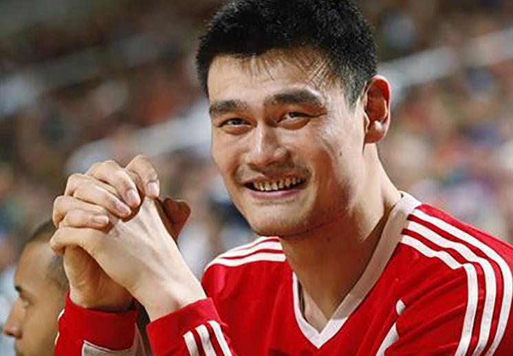 Datos curiosos sobre Yao Ming