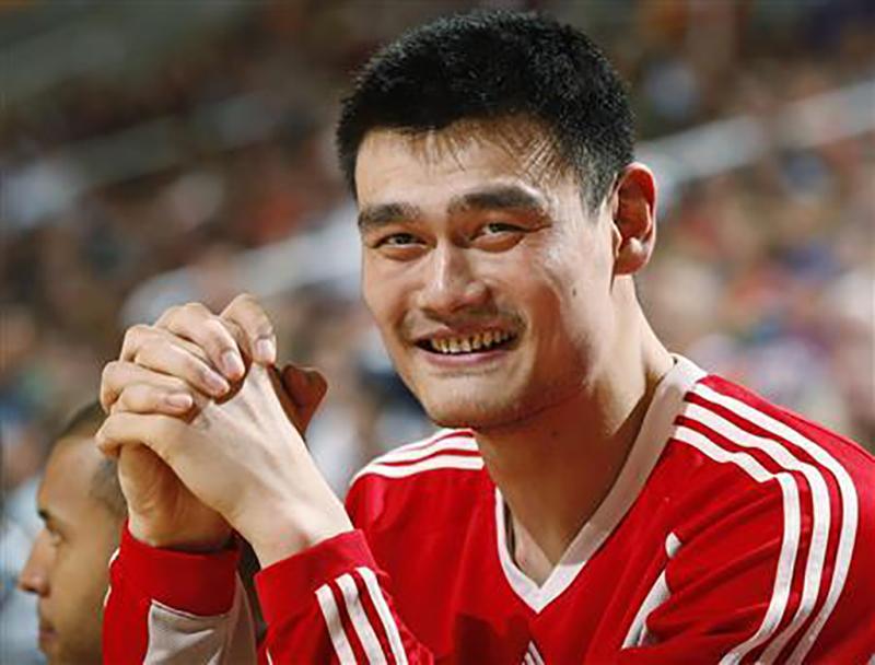 Datos curiosos sobre Yao Ming foto 1