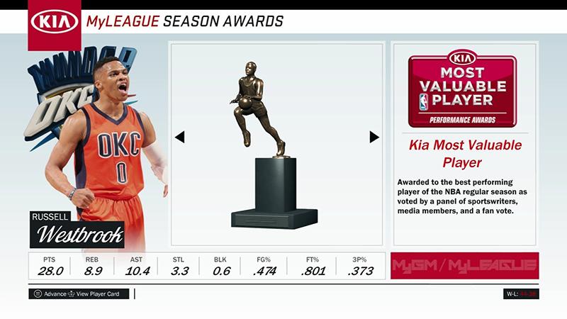 Los pronósticos de NBA 2K17 11