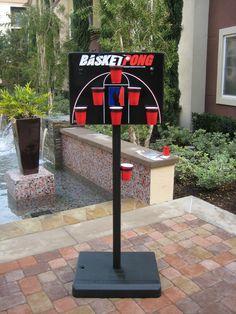 beerpong para basketboleros