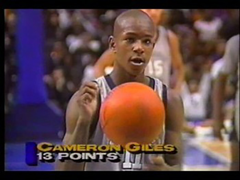 uno de Los 10 raperos que podrían haber sido jugadores en la NBA.