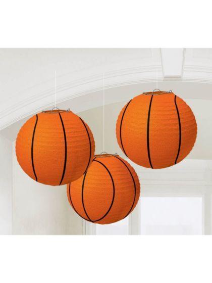 lamparas de balon de basketball