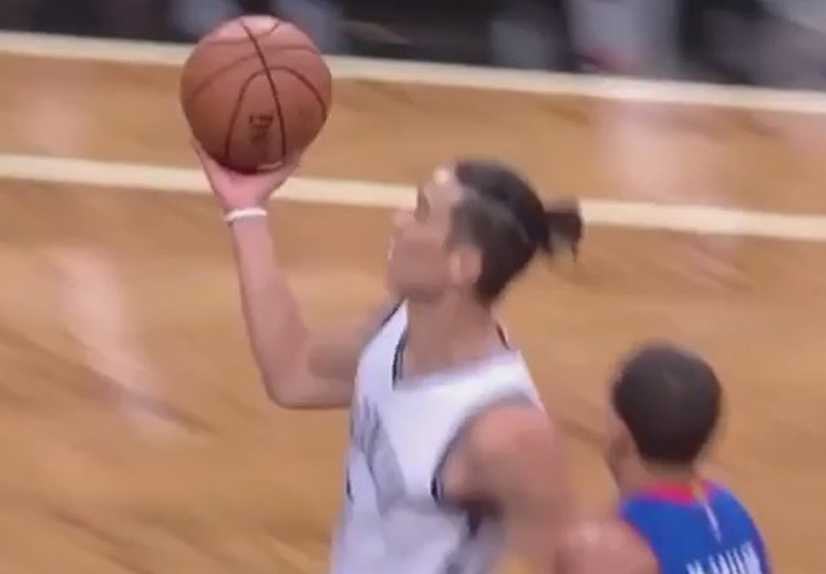 El gravísimo error de Jeremy Lin.