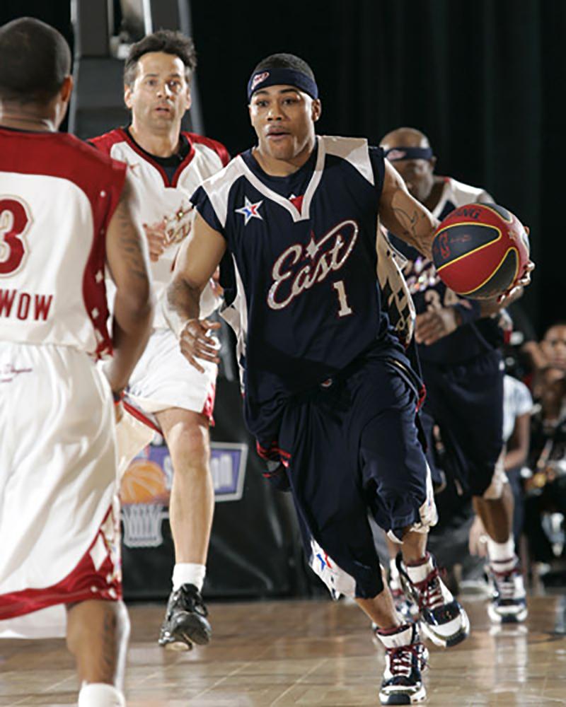 nelly uno de Los 10 raperos que podrían haber sido jugadores en la NBA.