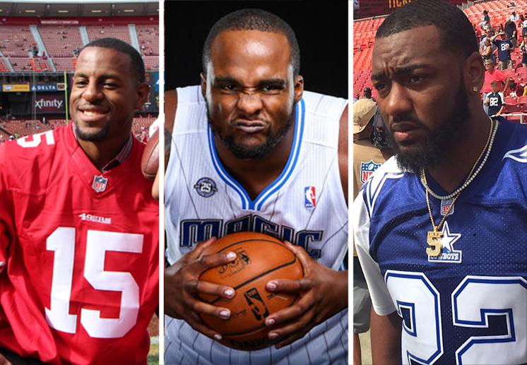 jugadores de la NBA que podrian jugar en la NFL