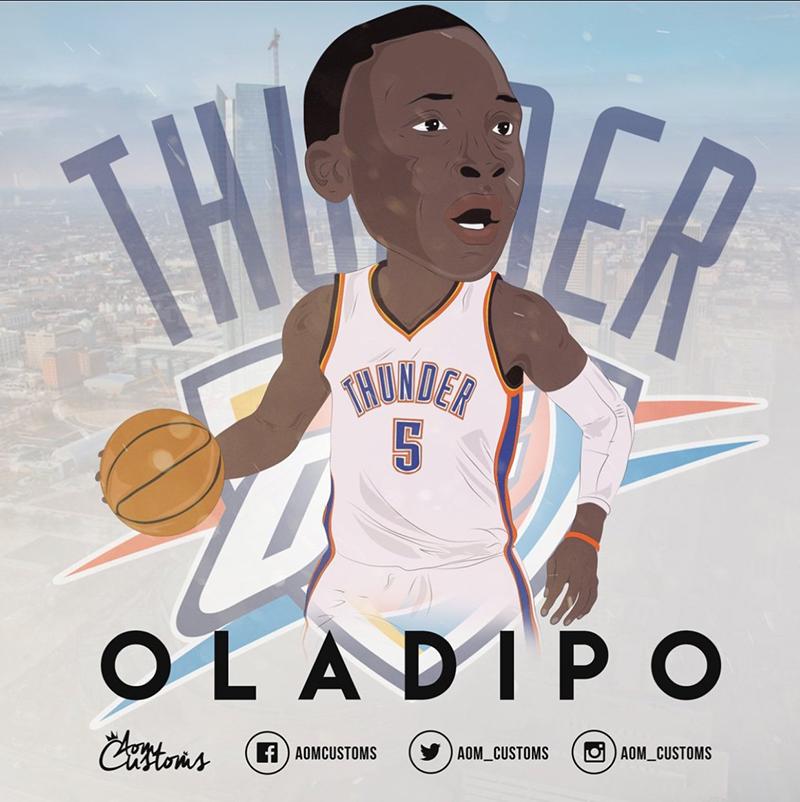Uno de los 5 jugadores a seguir esta campaña en la NBA es oladipo