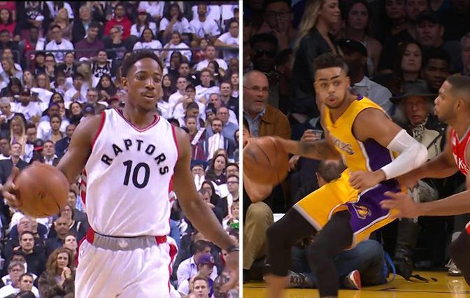 Emocionante segunda jornada de la NBA