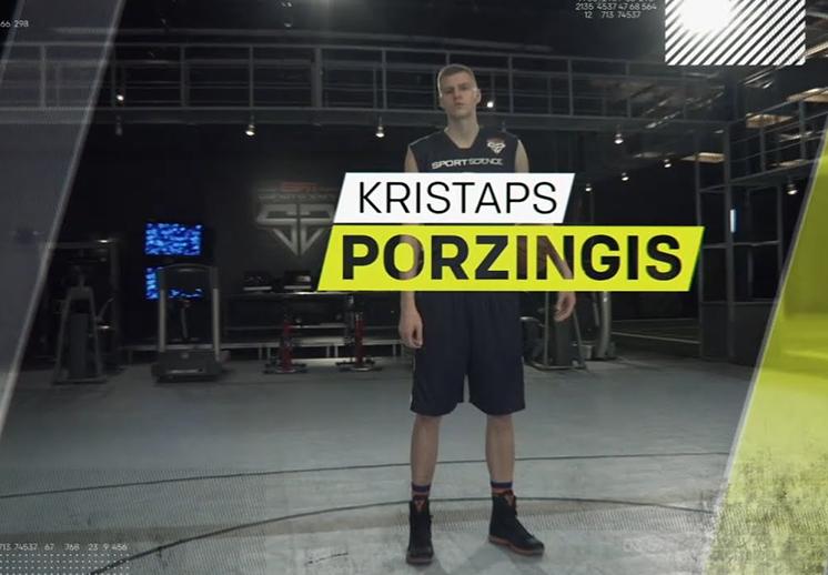ESPN Sport Science: Kristaps Porzingis