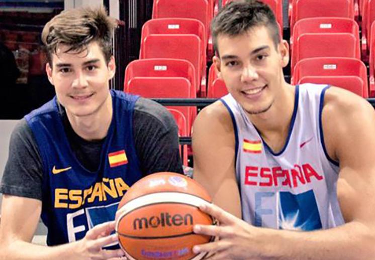 Invasión iberoamericana en la NBA. Los hermanos Hernangomez