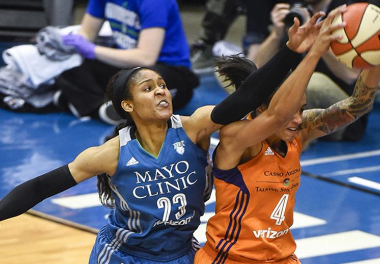 Minnesota Lynx está de nuevo en las Finales de la WNBA