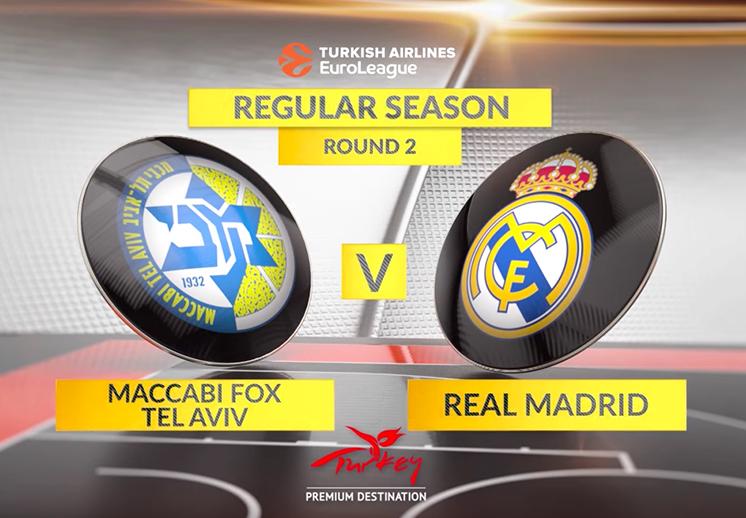Segundo triunfo del Real Madrid en Euroliga